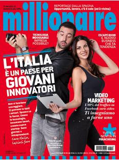 Moka Instinct on Millionaire, the Italian Business Monthly!