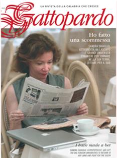 "Moka Instinct on ""Il Gattopardo"", quarterly magazine of life-style!"