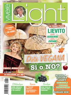 "Moka Instinct on ""Vivere Light"", monthly guide to healthy living!"